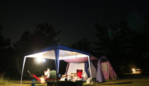大淀西海岸ムーンビーチ プールやミニゴルフ アクティビティ豊富なキャンプ場